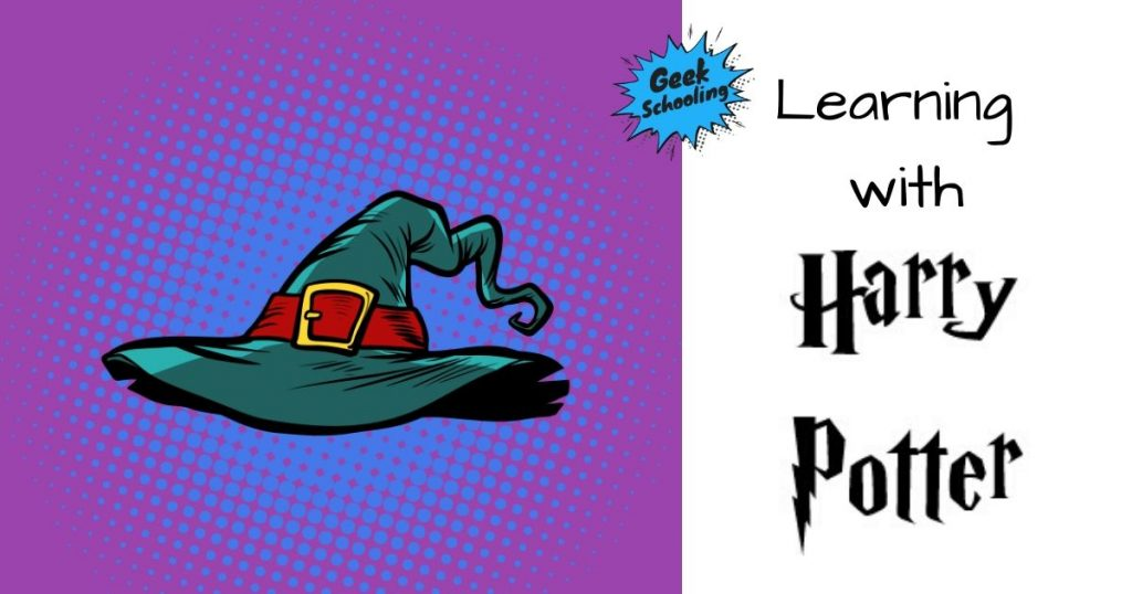 learning with harry potter